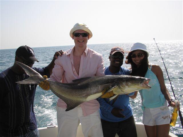 Go Fish: Enjoy Deep Sea Fishing In Dubai | Dubai Tour Company