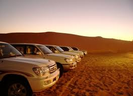 Safari tours in Dubai