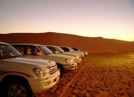 Safari tours in Dubai