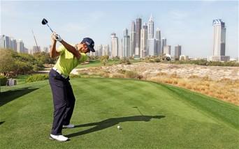 Go Golfing in Dubai