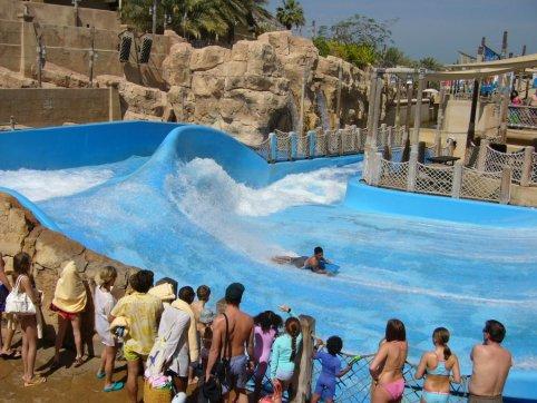 Dubai: Wild Wadi Water Park
