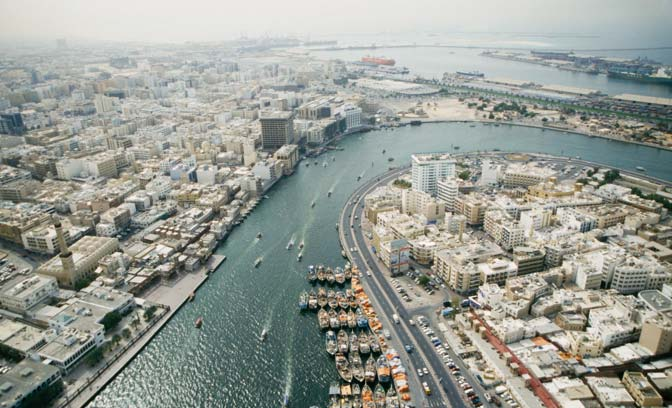 dubai_creek_aerial